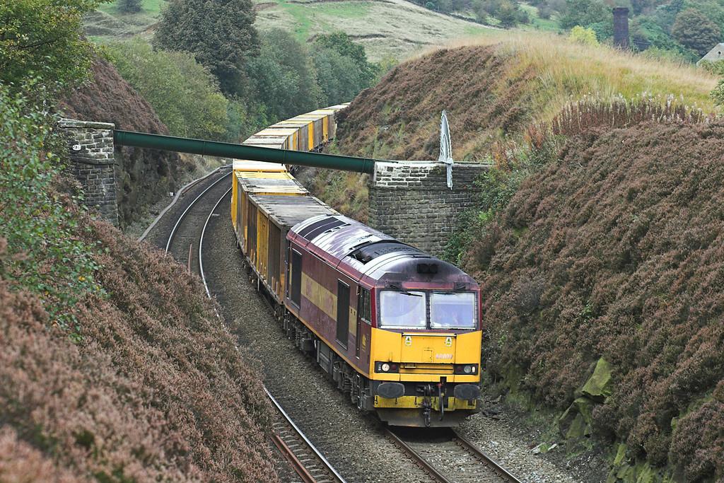 60039 Quick 11/10/2007<br /> 6M05 0930 Roxby Gullet-Northenden