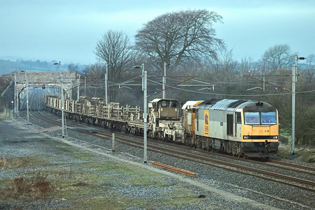 60079 Elmsfield 11/12/2007<br /> 6K05 1314 Carlisle Yard-Basford Hall