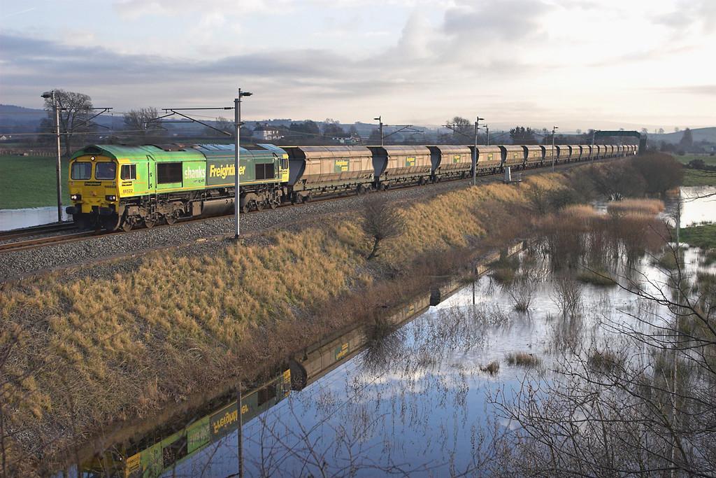66522 Elmsfield 11/12/2007<br /> 4S42 1100 Drax PS-Hunterston
