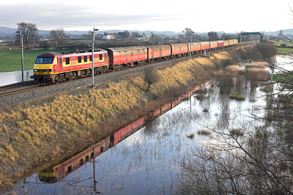 90028 Elmsfield 11/12/2007<br /> 1Z30 1418 Warrington RMT-Sheildmuir