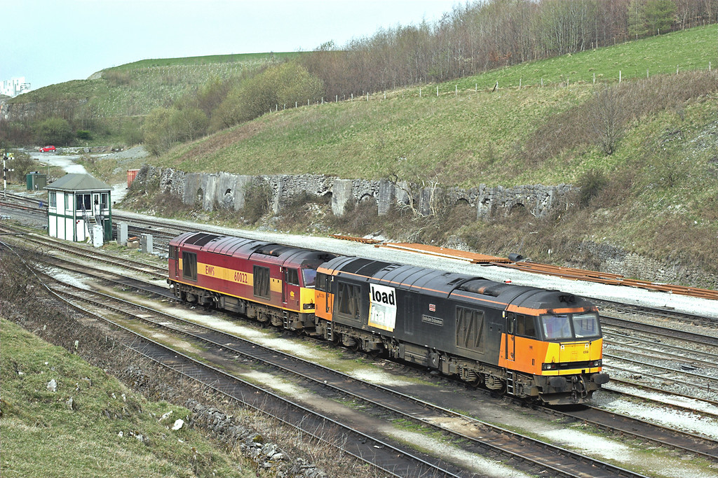 60059 and 60022, Peak Forest 12/4/2007