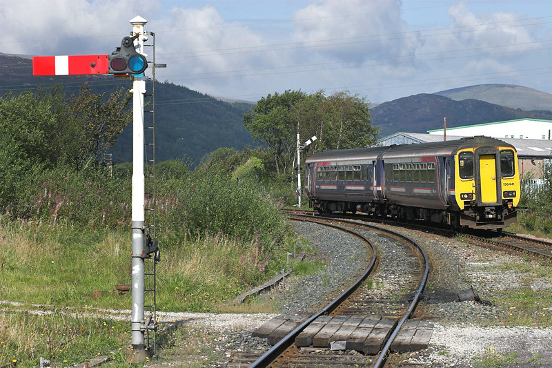 156441 Foxfield 12/9/2007<br /> 2C34 0944 Carlisle-Barrow in Furness