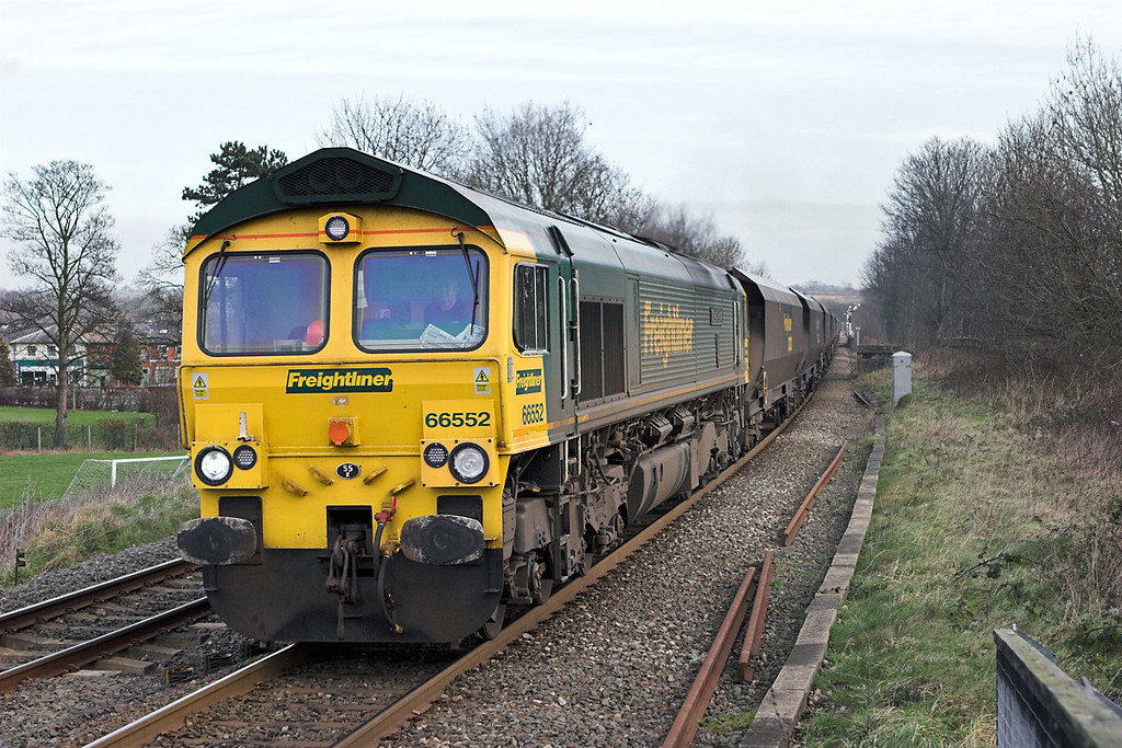66552 Rugeley Town 13/2/2007<br /> 4G48 1000 Rugeley PS-Barrow Hill