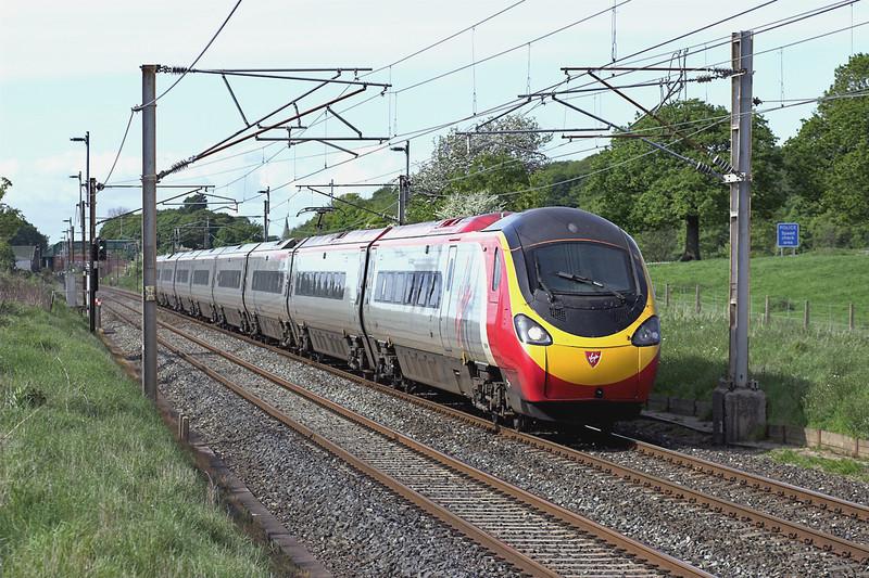 390048 Woodacre 14/5/2007<br /> 1A87 1629 Lancaster-London Euston