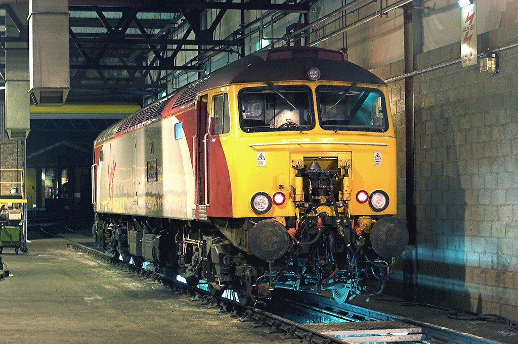 57303 Longsight TMD 17/4/2007