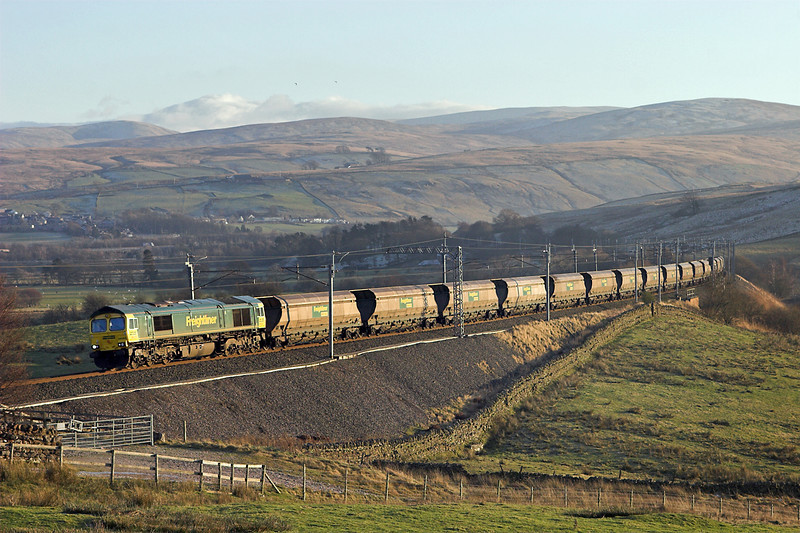 66583 Greenholme 17/12/2007<br /> 4S42 1015 Drax PS-Hunterston