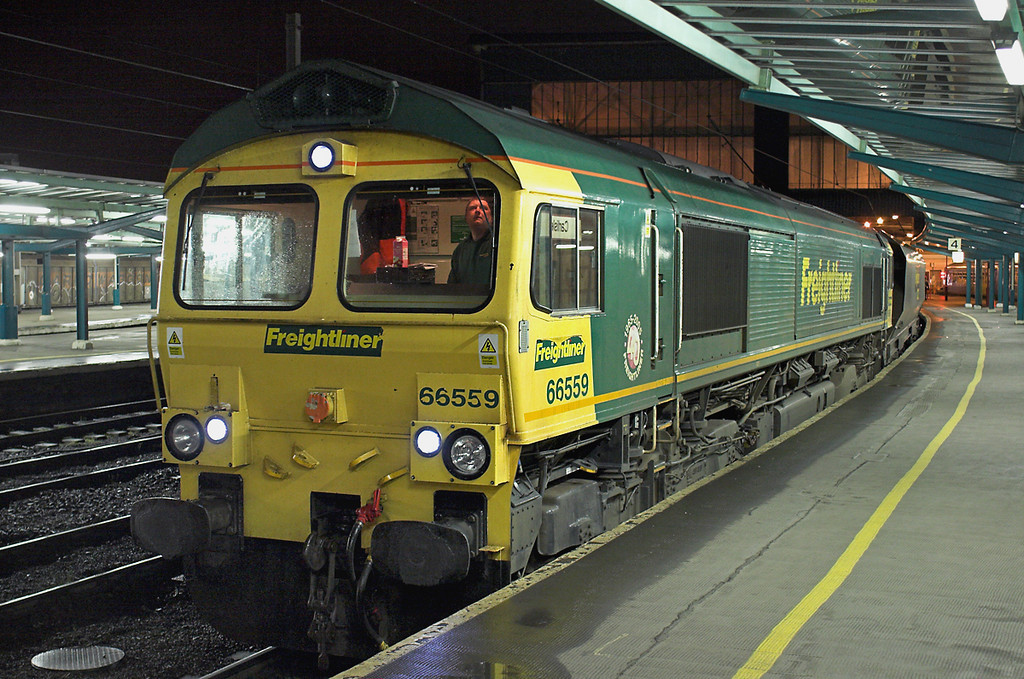 66559 Carlisle 20/4/2007<br /> 6E75 2205 New Cumnock-Drax PS