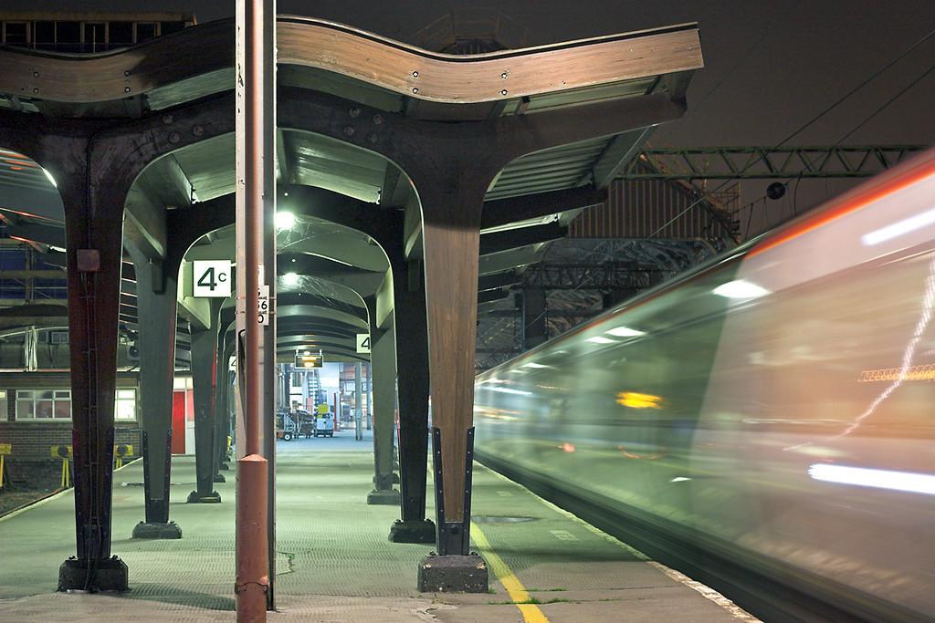 Preston Station 20/10/2007