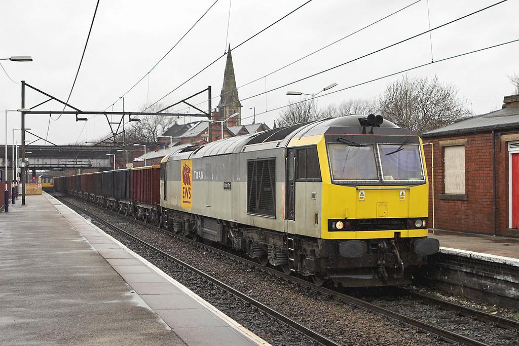 60082 Guide Bridge 22/2/2007<br /> 6H57 1230 Ashburys-Dowlow