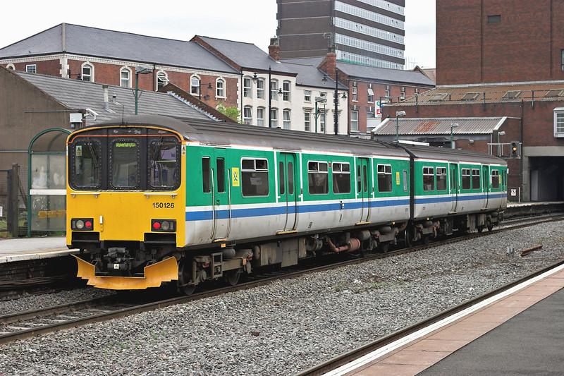 150126 Walsall 24/4/2007<br /> 2S14 1325 Wolverhampton-Walsall