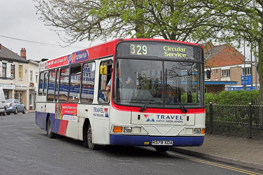 578 R578XDA, Bloxwich 24/4/2007