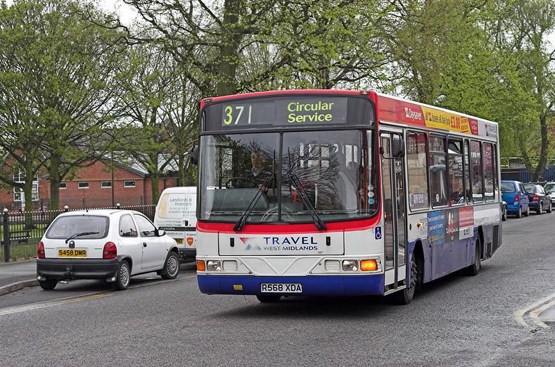 568 R568XDA, Bloxwich 24/4/2007