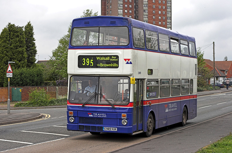2989 E989VUK, Brownhills 24/4/2007