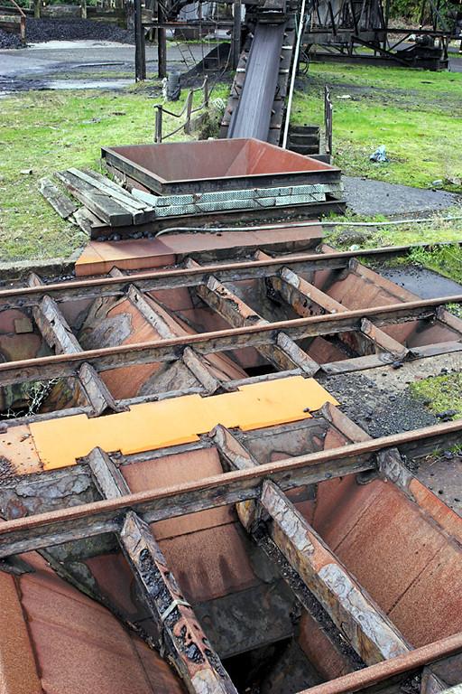 Gobowen Coal Yard 26/1/2007