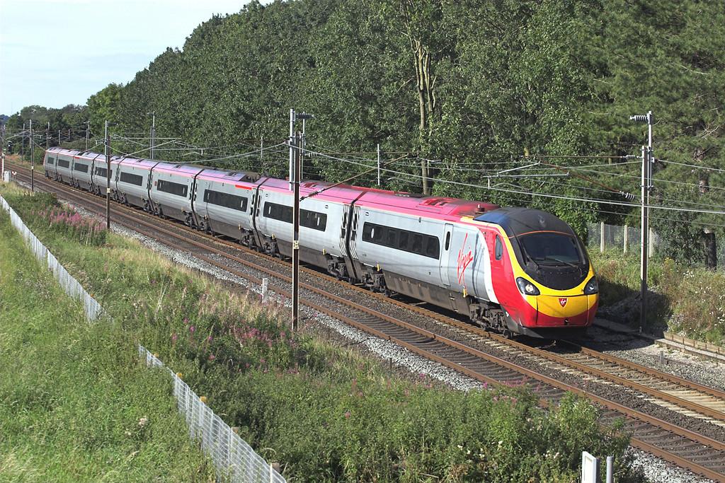 390018 Brock 29/8/2007<br /> 1A87 1629 Lancaster-London Euston