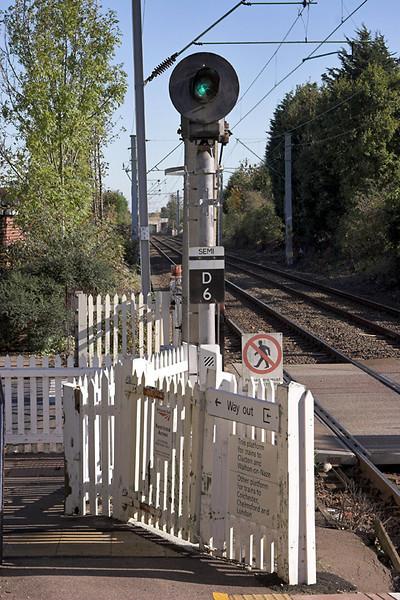 D6, Alresford 30/10/2007