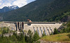 This dam is just a few minutes drive from Revelstoke. The nicer one (bigger?) was just too far away to drive to so we just checked this one out.<br /> <br /> We where not too impressed so I just turned around, stopped here and took a quick photo.
