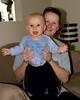 Tristan with Mom Jamie.