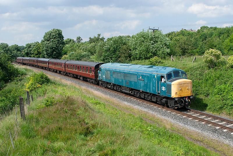 45041 Burrs 1/7/2008<br /> 2J72 1540 Rawtenstall-Heywood