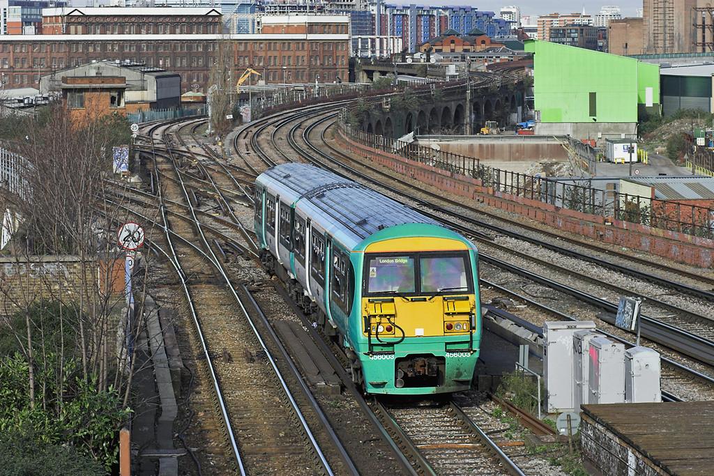 456003 Wandsworth Road 6/2/2008<br /> 2N20 1111 London Victoria-London Bridge