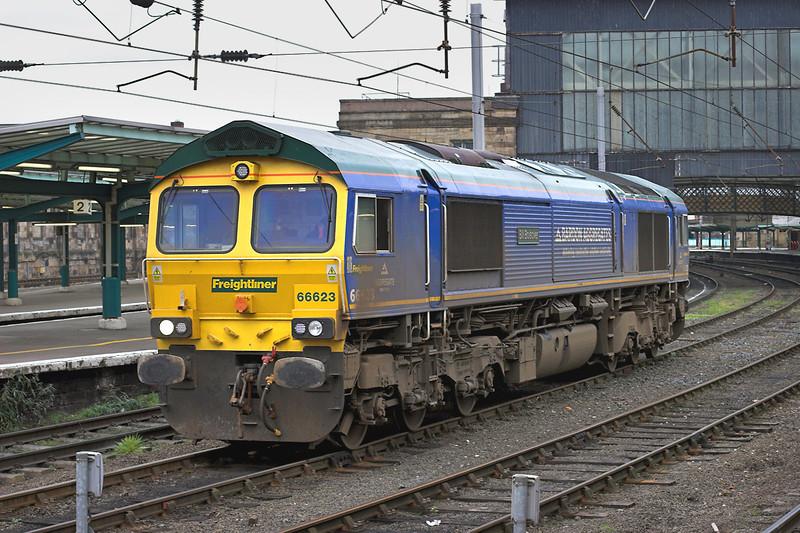 66623 Carlisle 6/11/2008<br /> 0Z27 1200 Carlisle Yard-Basford Hall