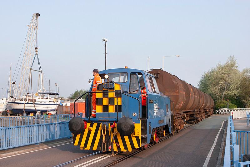 'Progress', Preston Docks 7/5/2008