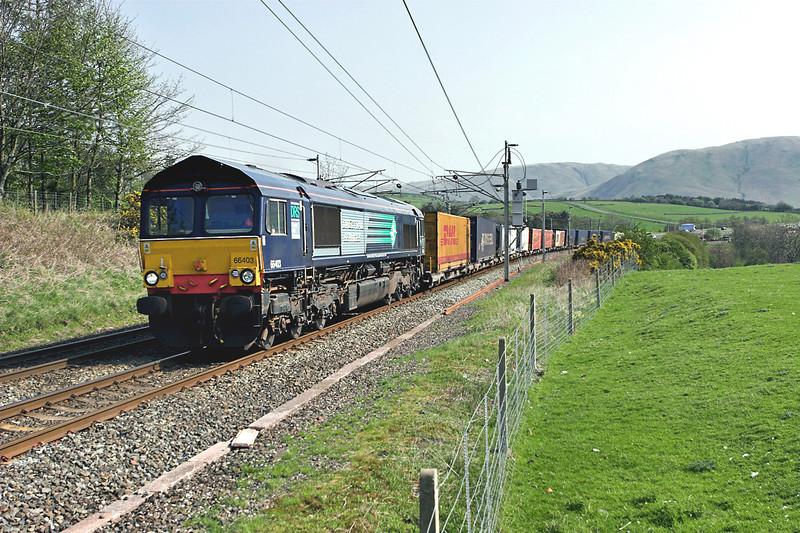 66403 Beck Foot 7/5/2008<br /> 4Z34 0500 Coatbridge-Daventry