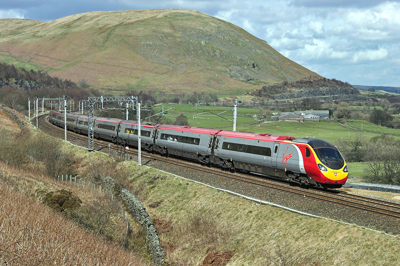 390030 Dillicar 8/4/2008<br /> 1M15 1110 Glasgow Central-London Euston