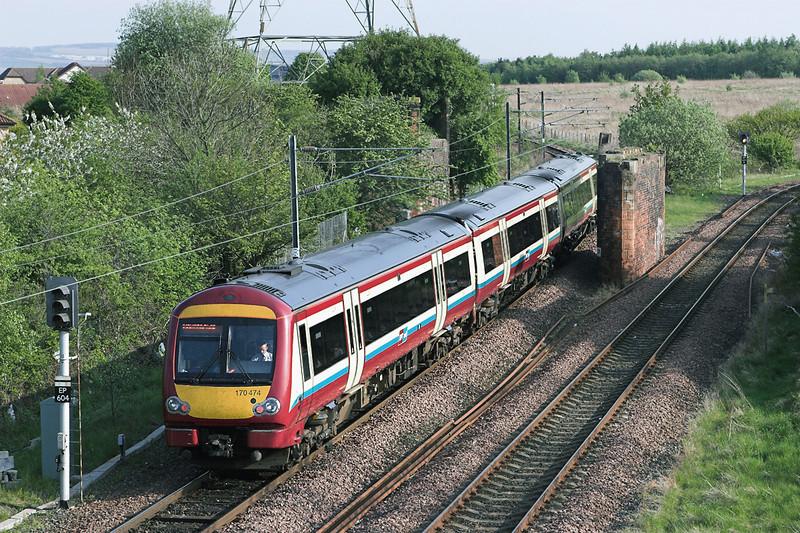 170474 Brunstane 8/5/2008<br /> 2B18 1655 Bathgate-Newcraighall