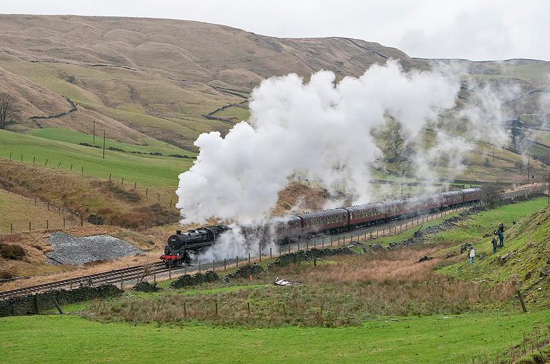 76079 Copy Pit 12/1/2008<br /> 1Z16 1010 Manchester Victoria-Blackburn<br /> (via Huddersfield, Hebden Bridge)