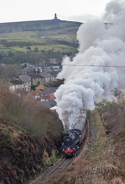76079 Darwen 12/1/2008<br /> 1Z17 1422 Blackburn-Manchester Victoria