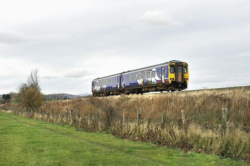156460 Middlebarrow 12/11/2008<br /> 2C37 1312 Lancaster-Carlisle
