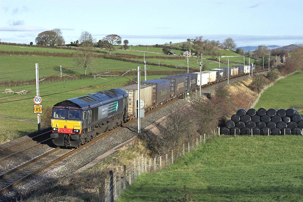 66428 Rowell 12/11/2008<br /> 4M34 0500 Coatbridge-Daventry