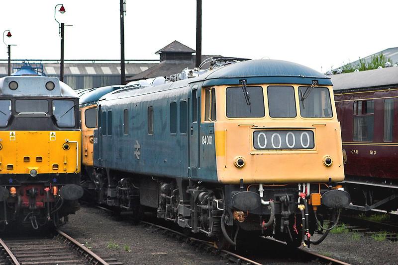 84001 Barrow Hill 16/5/2008