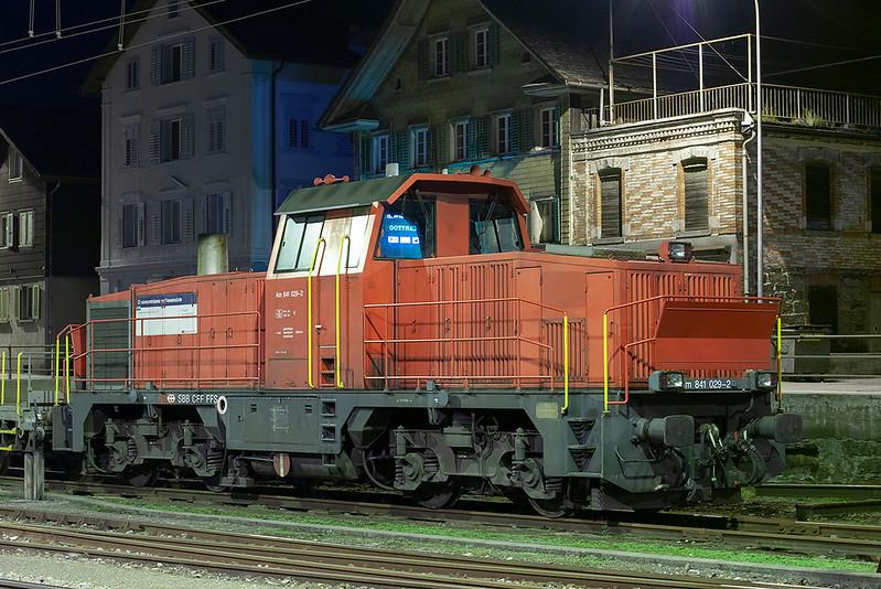 841029 Erstfeld 16/9/2008