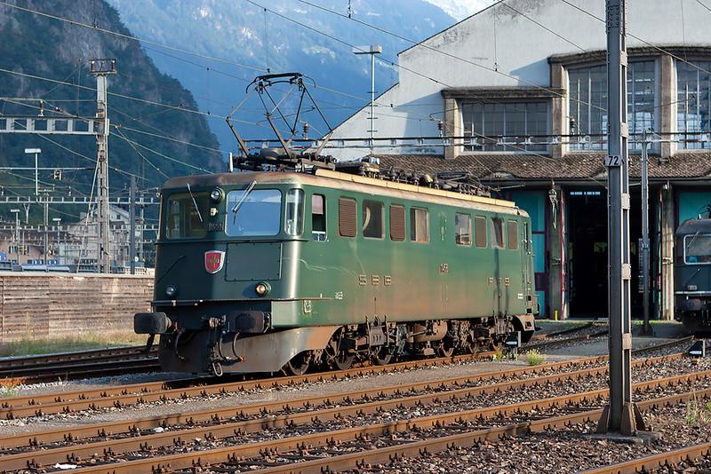 11458 Erstfeld 17/9/2008