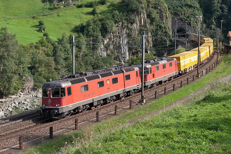 11636 and 11262, Wassen 17/9/2008