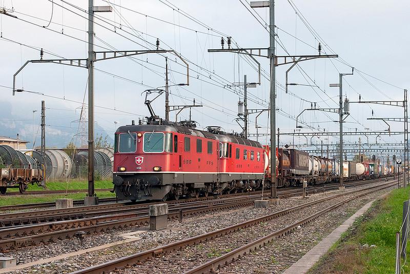11359 and 11685, Altdorf 18/9/2008