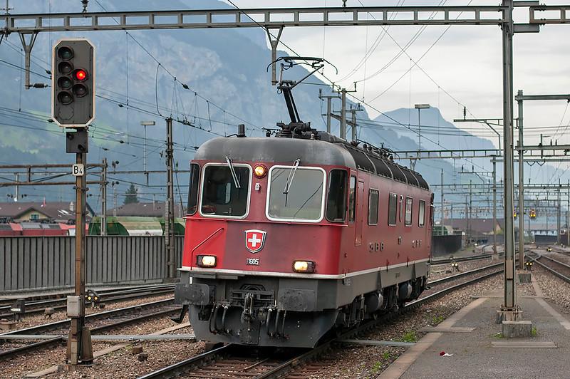 11605 Erstfeld 18/9/2008