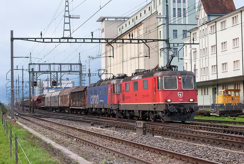 11297 and 620012, Altdorf 18/9/2008