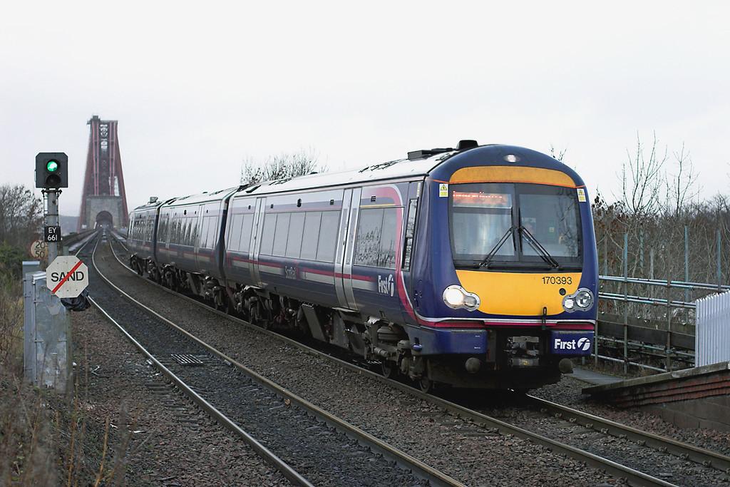 170393 Dalmeny 18/12/2008<br /> 1L10 0951 Perth-Edinburgh