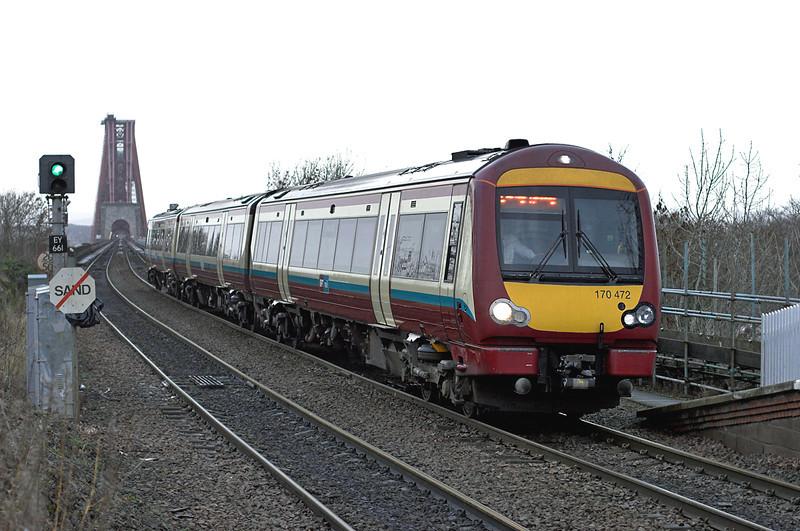 170472 Dalmeny 18/12/2008<br /> 2K21 1023 Glenrothes with Thornton-Edinburgh