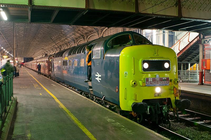 55022 Preston 19/7/2008<br /> 1Z57 1740 Cardiff Central-Blackpool North