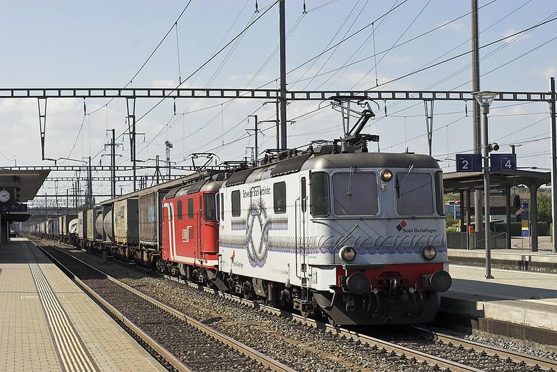 436114 and 436113, Pratteln 20/9/2008