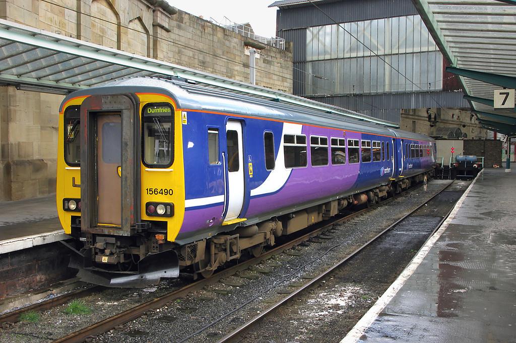 156490 Carlisle 22/3/2008