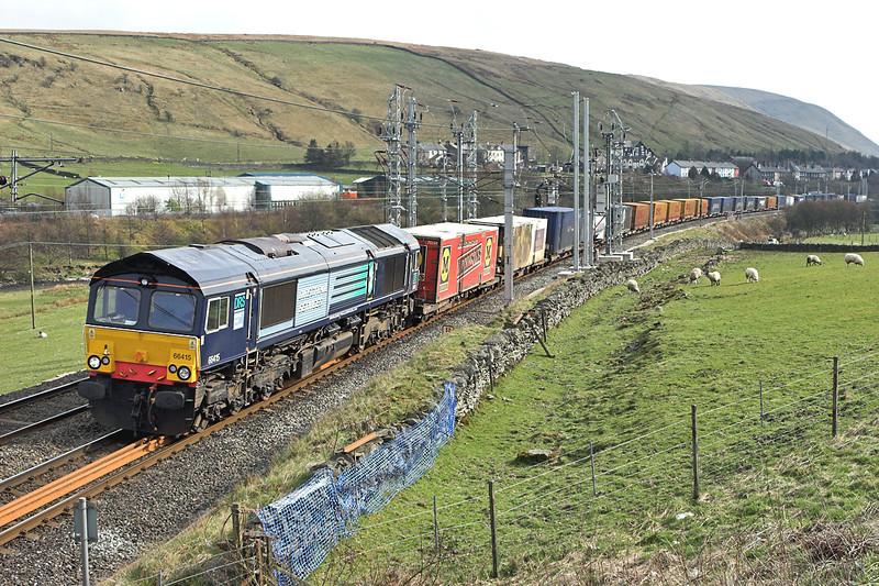 66415 Tebay 22/4/2008<br /> 4S44 1214 Daventry-Coatbridge