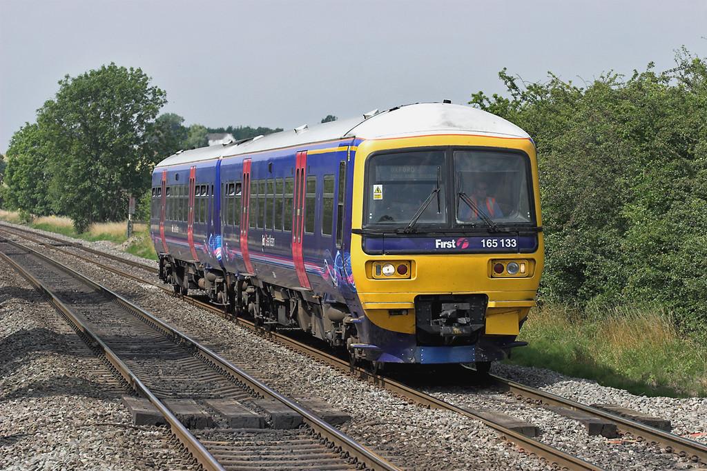 165133 Kings Sutton 24/7/2008<br /> 2L30 1505 Banbury-Oxford