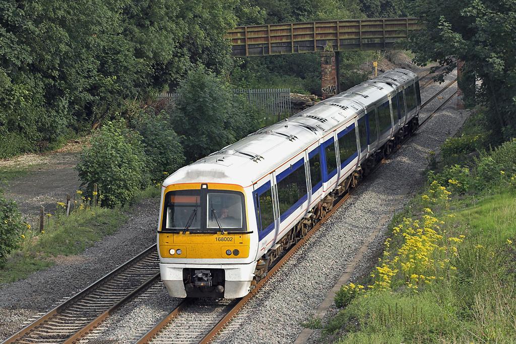 168002 Kings Sutton 24/7/2008<br /> 1U49 1703 London Marylebone-Banbury