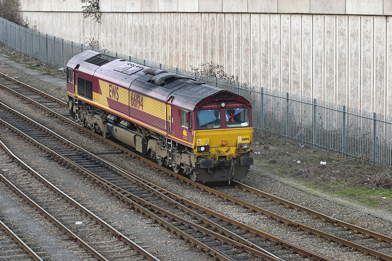 66194 Washwood Heath 29/1/2008