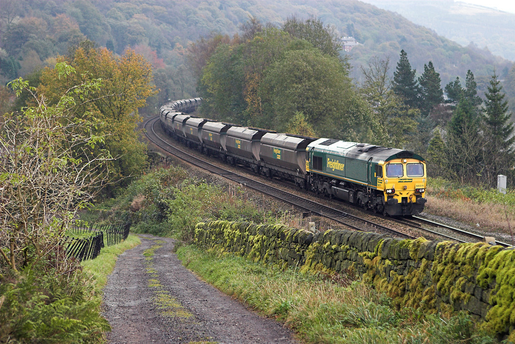 66511 Eastwood 29/10/2008<br /> 4S41 0903 Drax PS-Hunterston